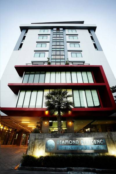 Diamond Residence Ratchada Hotel