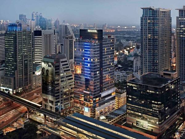 Hotel Novotel Bangkok Ploenchit Sukhumvit