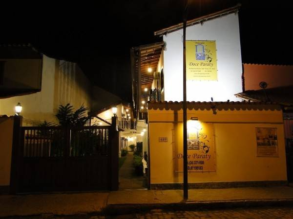 Hotel Pousada Doce Paraty
