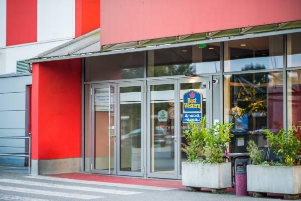 Hotel Best Western Amedia Passau