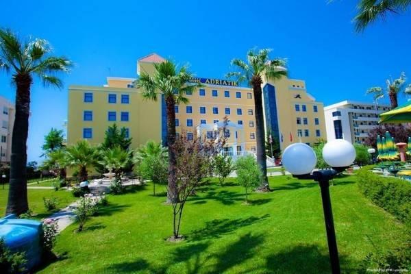 ADRIATIK HOTEL-DURRES