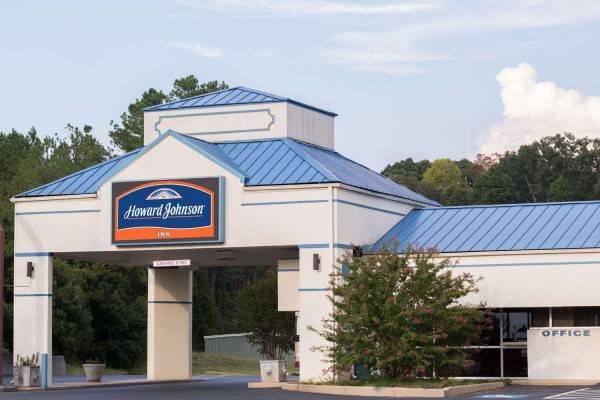 Hotel Howard Johnson by Wyndham Commerce GA