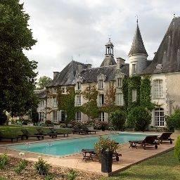 Hotel Château Le Mas de Montet
