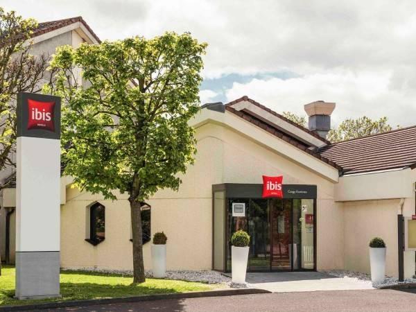 Hotel ibis Cergy-Pontoise Le Port