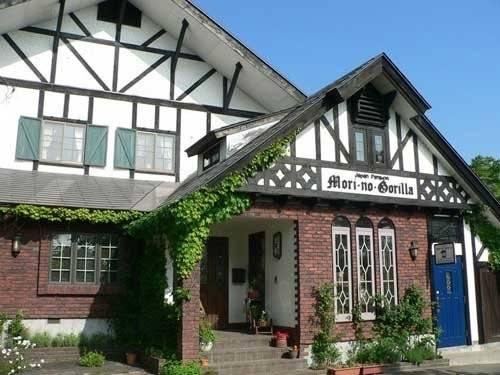 Hotel Mori no Gorilla