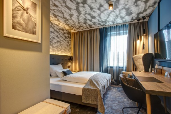 Hotel Boutique 125 Hamburg Airport by INA
