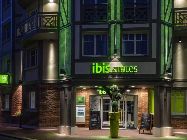 Hotel ibis Styles Deauville Centre