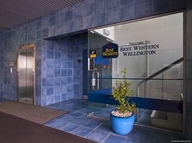 Hotel BEST WESTERN WELLINGTON