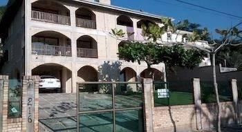 Hotel Residencial Baleia Franca em Praia Brava