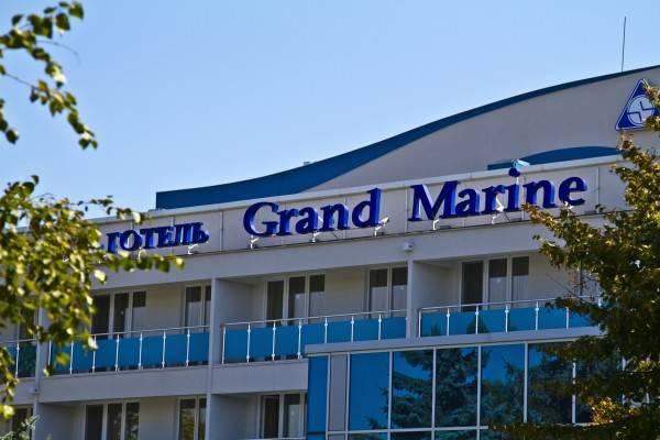 Hotel Grand Marine Гранд Марине