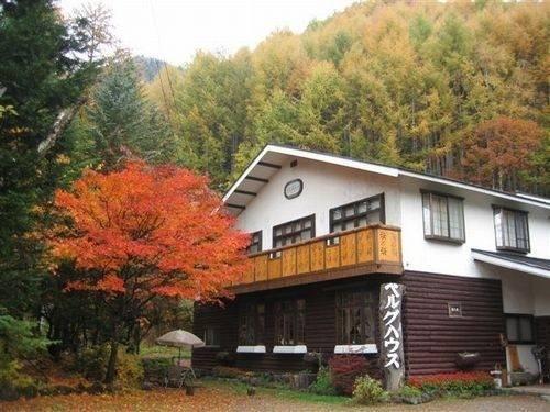 Hotel Norikura Kogen Onsen Berghaus
