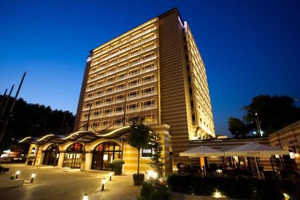 Hotel Divan Istanbul