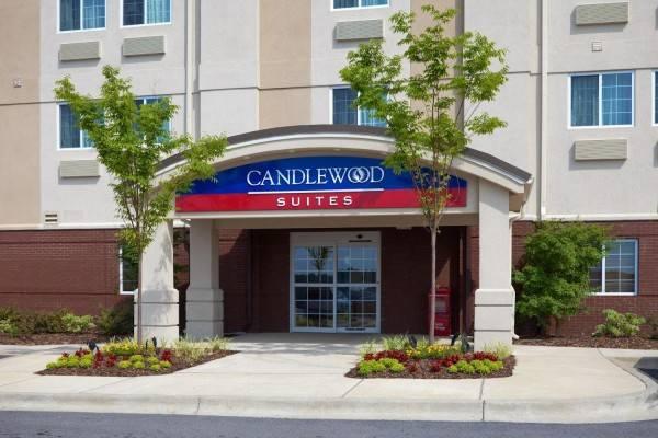 Hotel Candlewood Suites ALABASTER