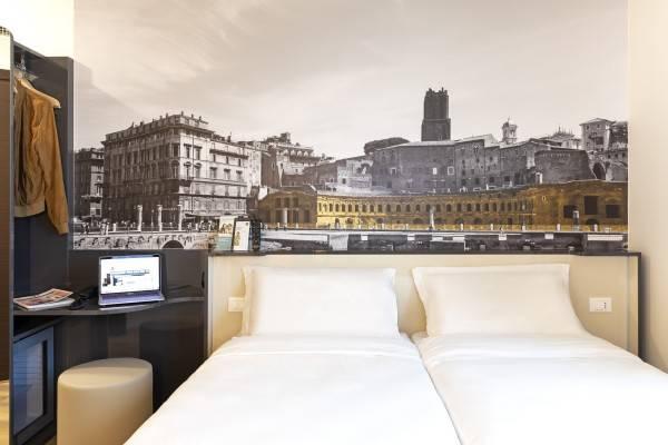 B&B Hotel Roma Pietralata