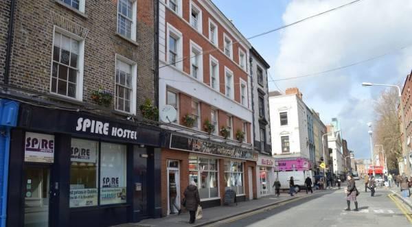Spire Hostel Dublin