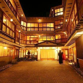 Hotel (RYOKAN) Ikaho Onsen Yokotekan