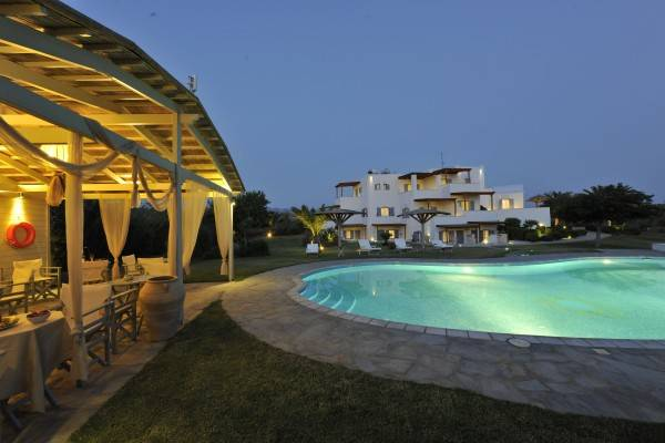Hotel Ammos Naxos Exclusive Apartments