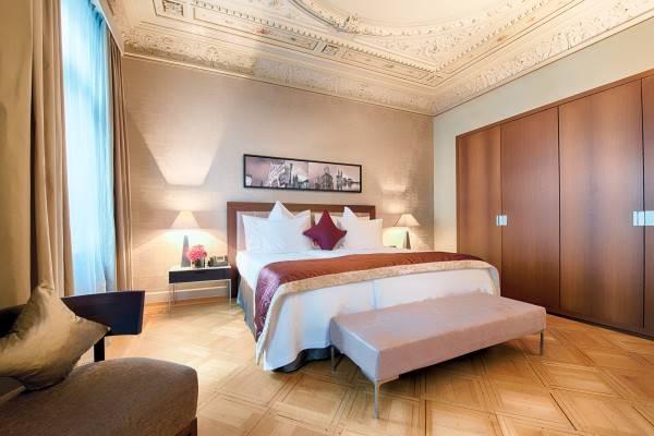 Hotel Alden Suite Splügenschloss Zurich