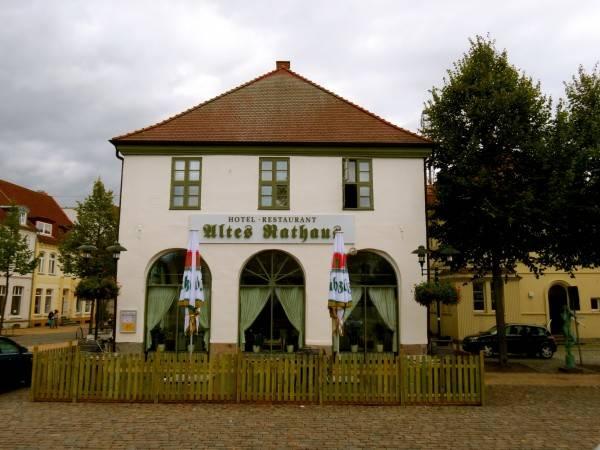 Hotel Altes Rathaus Grevesmühlen