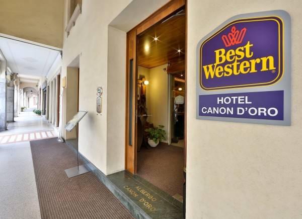 Hotel Best Western Canon D'Oro