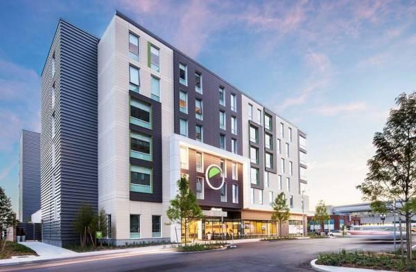 Hotel Element Boston Seaport District