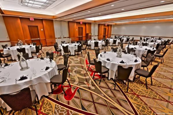 Hotel Nashville Marriott at Vanderbilt University