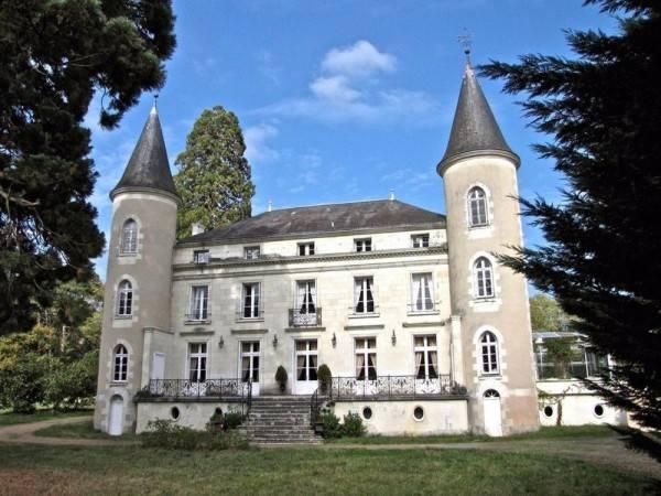 Hotel Château les Vallées