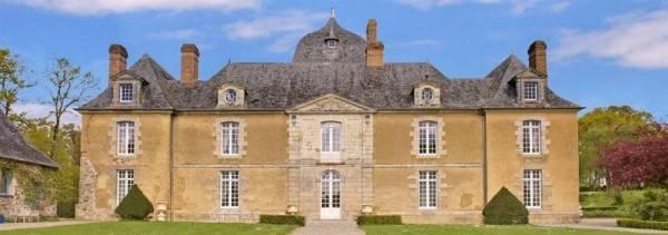 Hotel Le Château du Bois Glaume