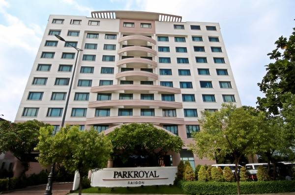 Hotel Parkroyal Saigon