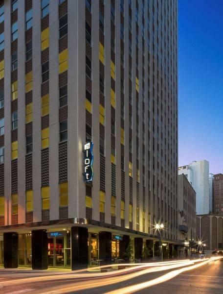 Hotel Aloft New Orleans Downtown