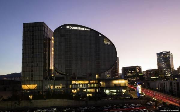 Hotel DoubleTree by Hilton Mexico City Santa Fe