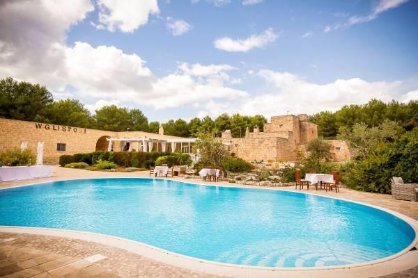 Hotel Santa Teresa Masseria Relais
