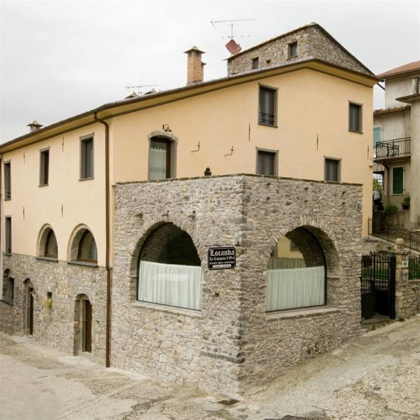 """Hotel Ristorante Locanda """"La Campana d'Oro"""""""