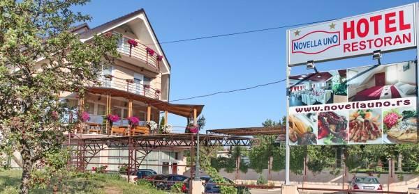Hotel Novella uno Novi Banovci