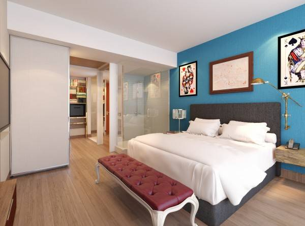 Hotel NH Collection Santiago Casacostanera