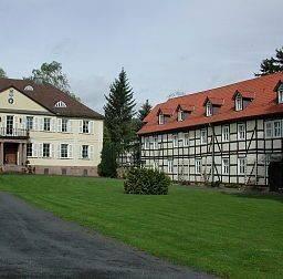 Hotel Kavaliershaus Schloss Bad Zwesten Kavaliershaus