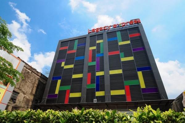 Hotel Legacy Express Sukhumvit by compass Hospitality