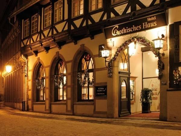 Hotel Travel Charme Gothisches Haus