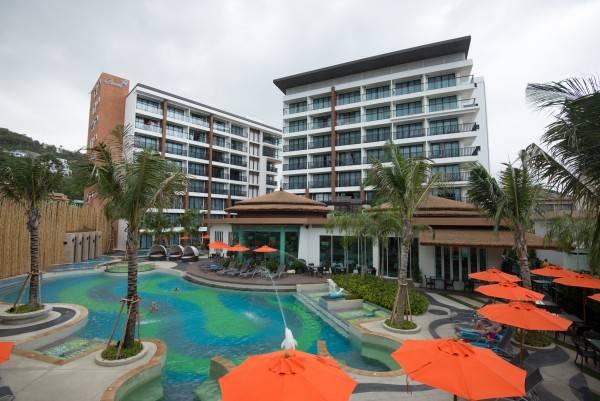 Hotel The Beach Heights Resort