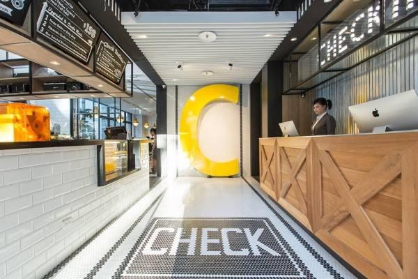 CHECK Inn Taipei