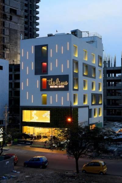 Hotel The Lime Boutique Suites