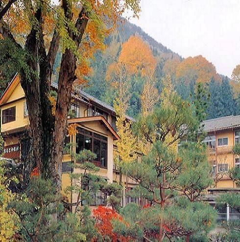 Hotel (RYOKAN) Kutsukake Onsen Omotoya Ryokan