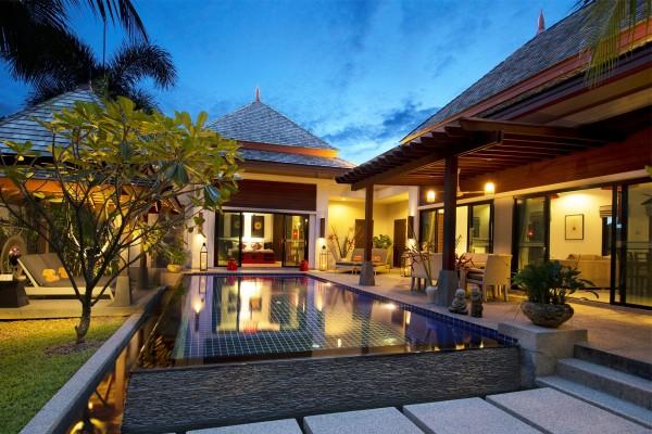 Hotel The Bell Pool Villa Resort Phuket