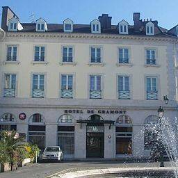 Hotel The Originals Pau Gramont (ex Qualys-Hotel)