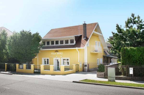 Hotel Villa Sipeky