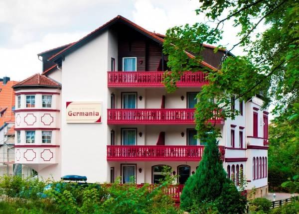 Wellnesshotel Germania