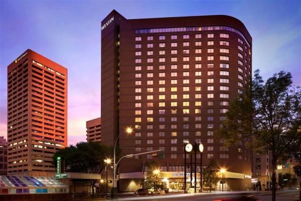 Hotel The Westin Edmonton