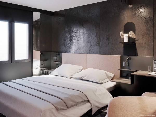 Hotel TRIBE Paris Batignolles