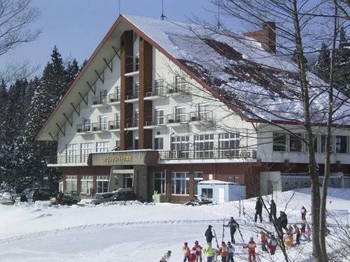 Hotel Tsunanekimae Onsen Mountain Park Tsunan