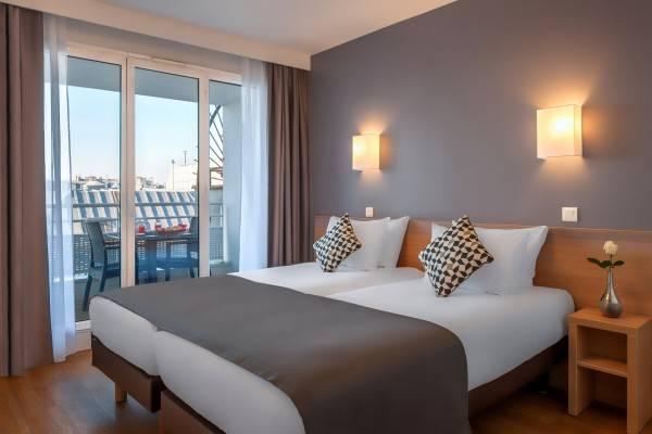 Hotel Citadines Bastille Marais Paris - Europe